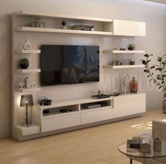 3 Stylish Methods To Best Decorate Your Tv Area Living Room Spark Love